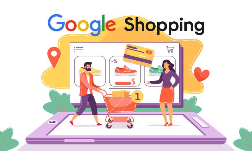 Dịch vụ chạy quảng cáo Google Shopping