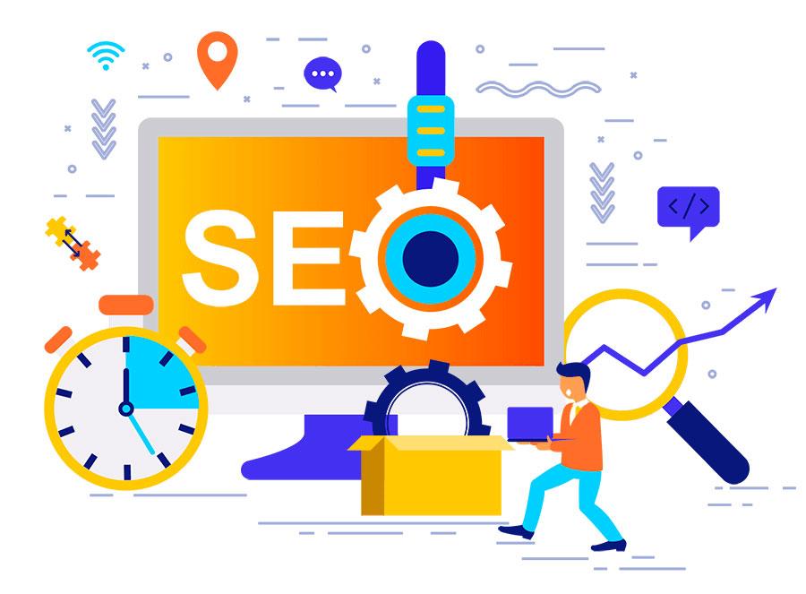 Dịch vụ SEO HCM tổng thể website