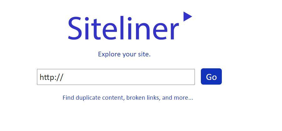 Công cụ kiểm tra thin content - Siteliner
